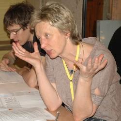 Анна Любченко, тьютор Школы
