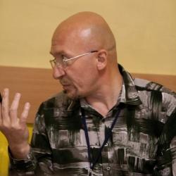 Тьютор Школы Владимир Сорокин